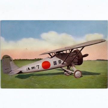 九一式戦闘機1